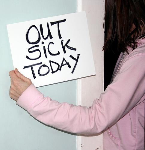 sick day excuses