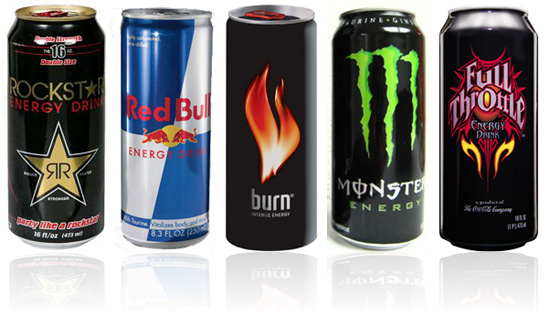 deaths related to energy drinks