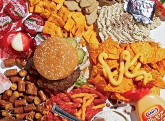 junk food is poison