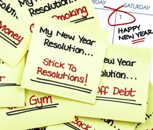 new year resolution plan