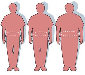 overweight longer life